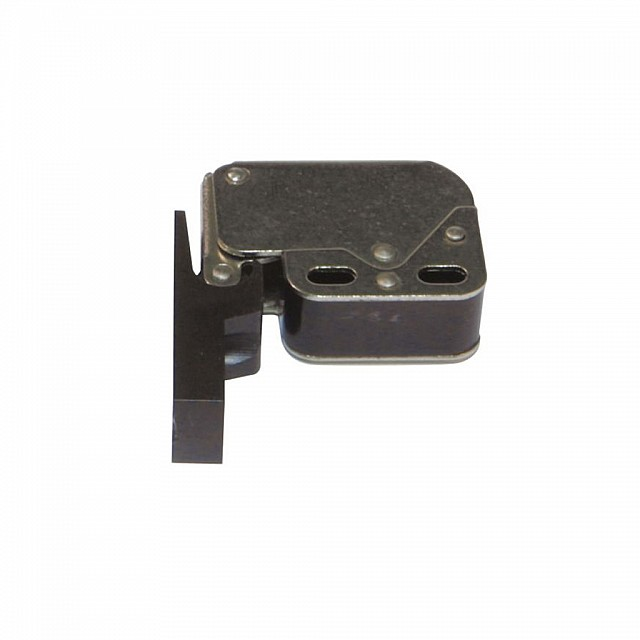 MINI LATCH BLACK WITH FRONT CATCH PART